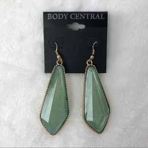 Body Central Dangle Drop Earrings NEW